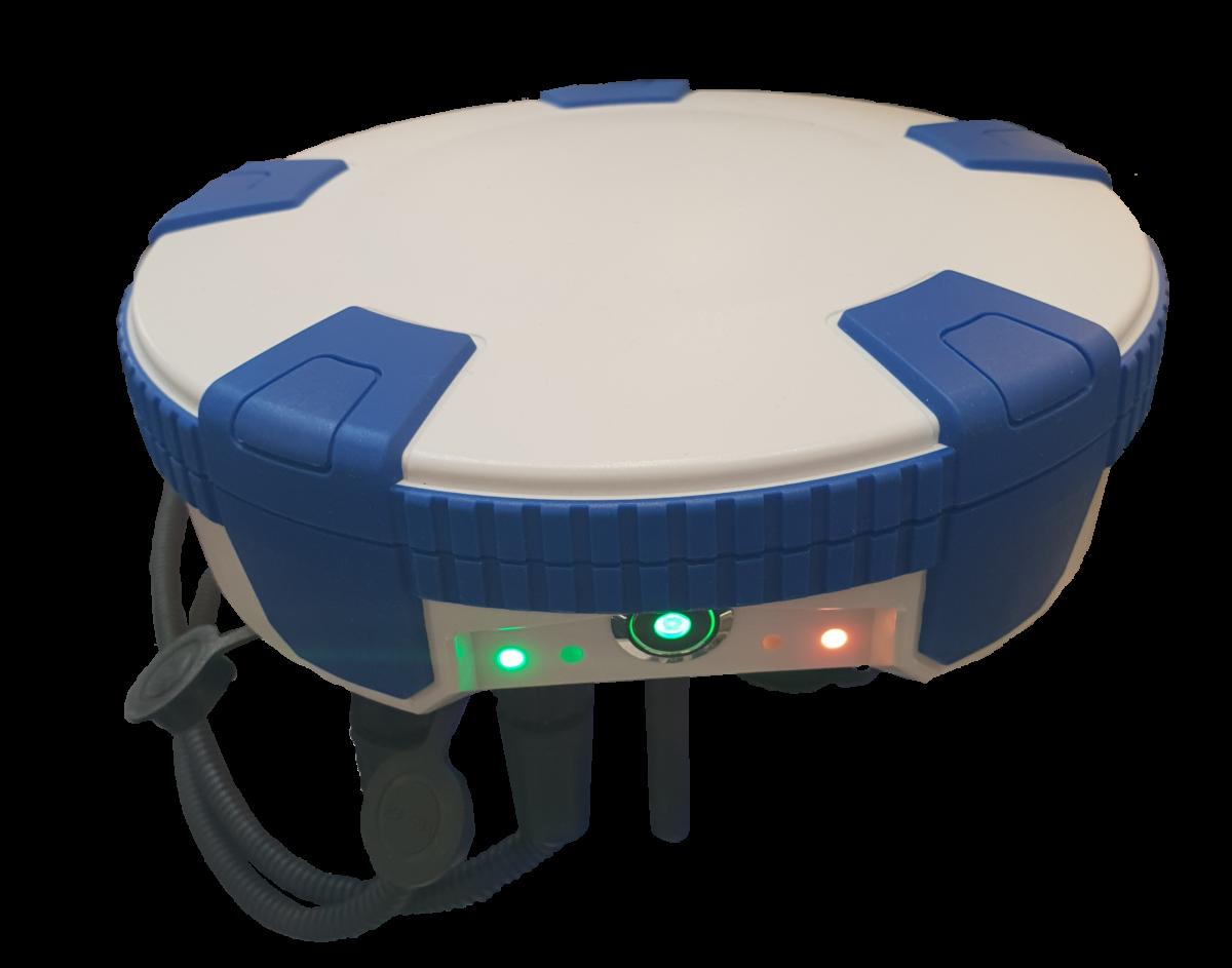 SmartAgro SA-101: ein GNSS-Empfänger für die Landwirtschaft