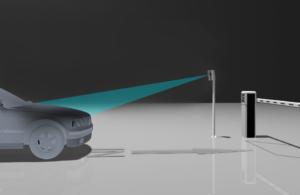 LiDAR-Sensor TFmini-Plus für Hinderniserkennung