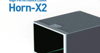 Horn-X2 Long-Range LiDAR