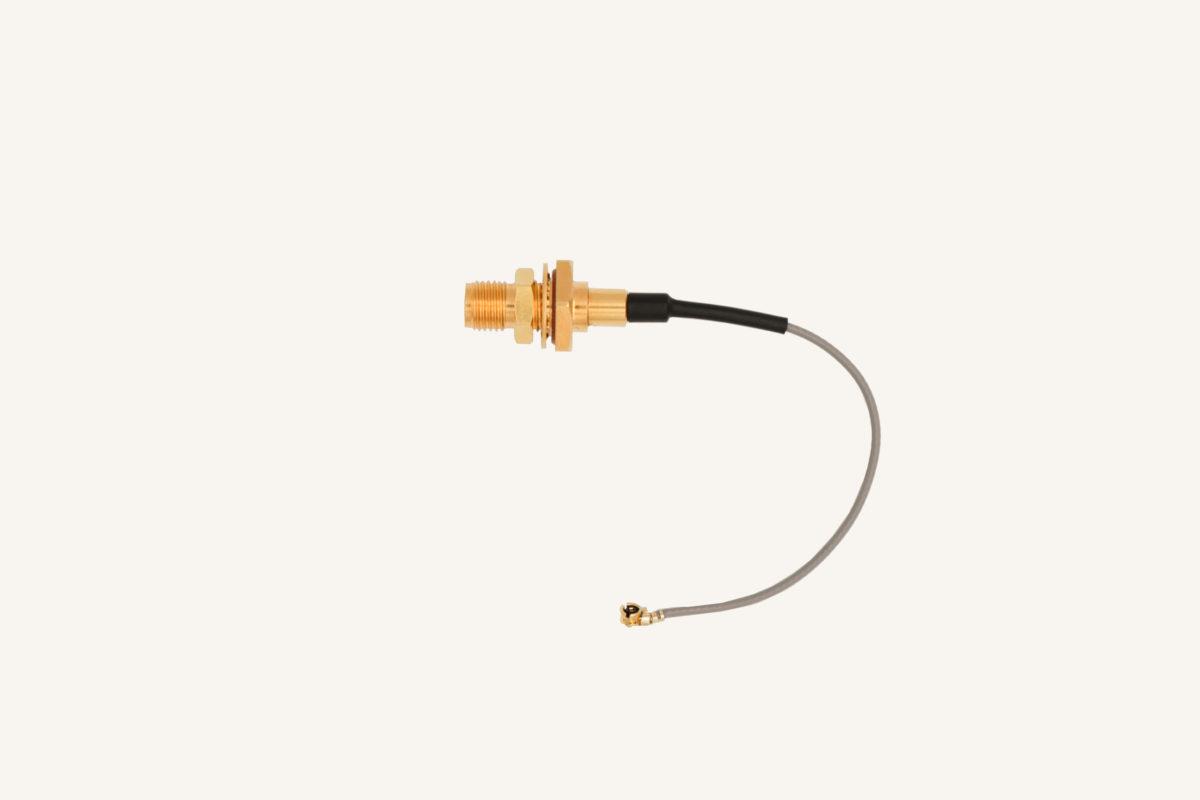 Pigtail Verbindungskabel A85UFL-1.13MM-100MM