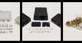 Keramische Wellenleiter-Filter für Telemetrie von ECHO-Microwave