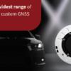 Tallysman AccuAuto-Antenne für autonome Fahrzeugapplikationen