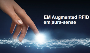 Augmented RFID aura-sense von EM Microelectronic