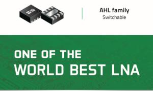Ultra-rauscharme Verstärker für 5G-Anwendungen im C-Band