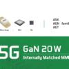 Internally-Matched-MMICs von ASB für 5G