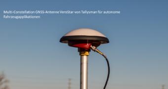 GNSS-Antenne VeroStar von Tallysman