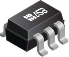 MMIC ASL122 von ASB