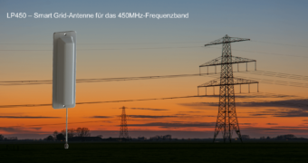 Antenne LP450 für Smart Grid