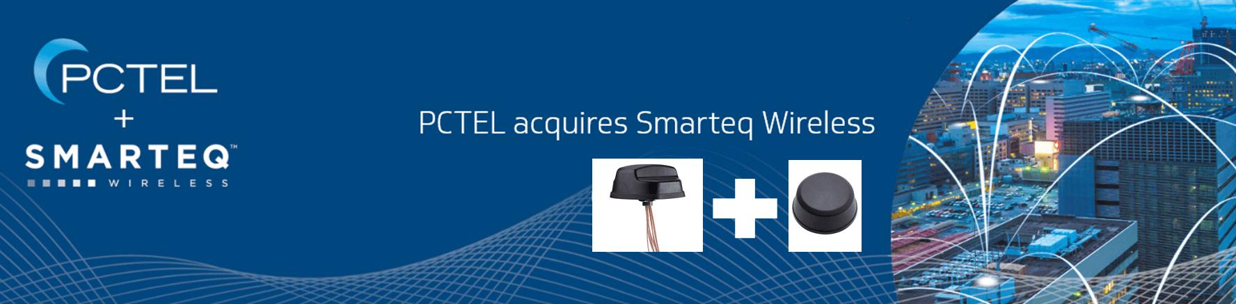 PCTEL übernimmt Antennenhersteller Smarteq