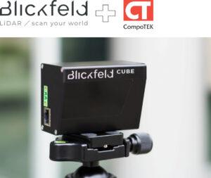 LiDAR Sensoren von Blickfeld
