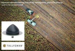 Tallysman Antennen mit Extended-Filter
