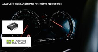 ASL16C Low-Noise Automotive Amplifier